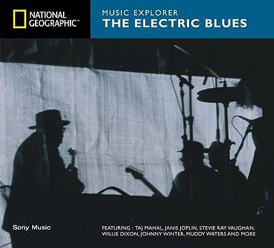 Music Explorer - The Electric Blues (1)
